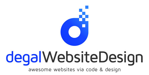 degal Website Design Logo