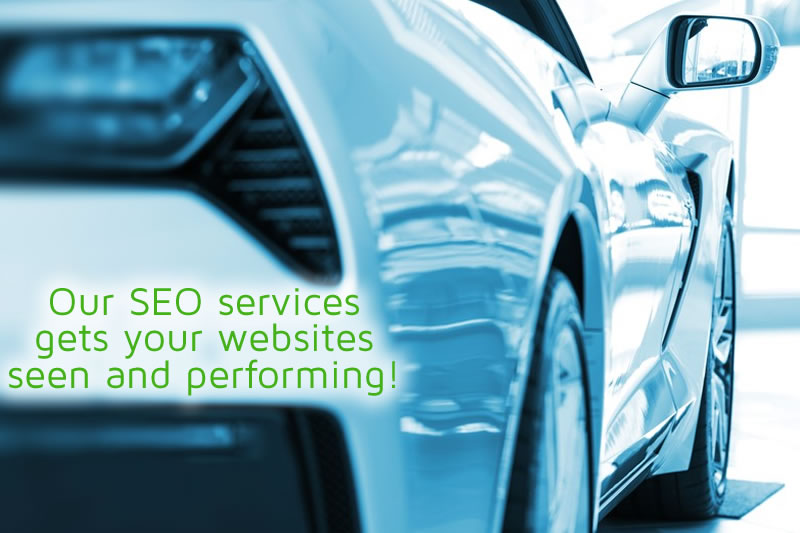 Our SEO services gets your websites seen and performing!