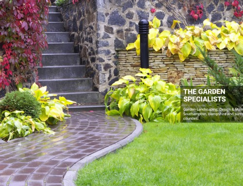 Garden Design, Landscaping & Maintenance Website